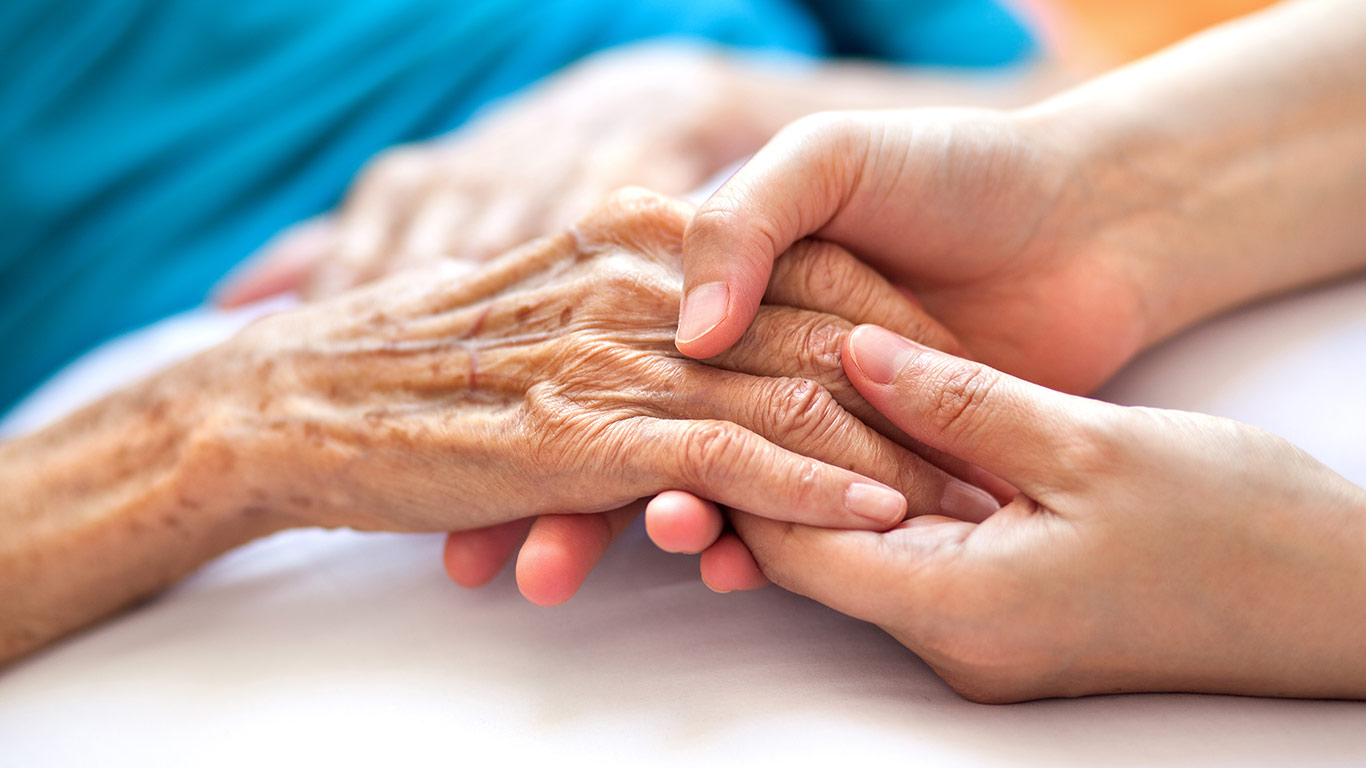 Who Is Treated by Geriatric Medicine?